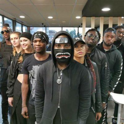 BJAD (Danse HipHop - Paris)